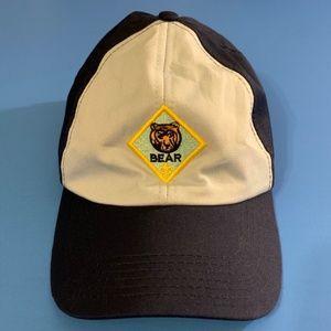 BSA official Bear ball cap size S/M